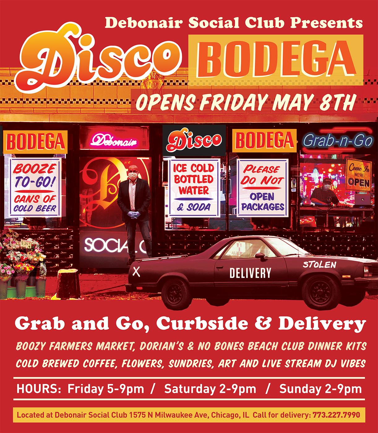 Disco Bodega